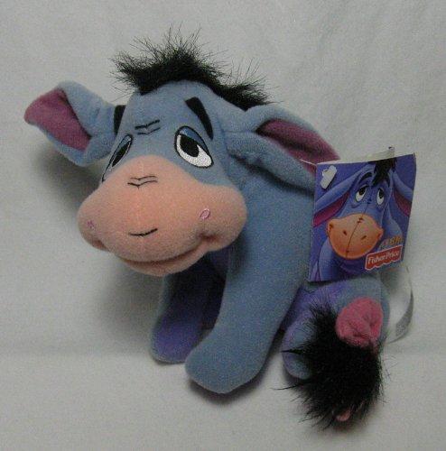 Winnie the Pooh Pal Eeyore 6in Plush Doll