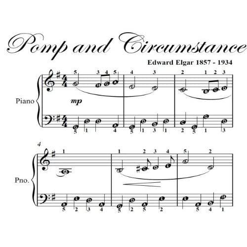Capotastomusic Free Sheet Music Scores Love This Blog: Pomp And Circumstance Chords