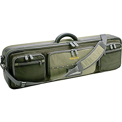 Allen Company Cottonwood Fishing Rod and Gear Bag, Olive, 30.5 Inch