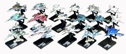 マクロスファイターコレクションDX4 (BOX)