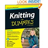 Knitting For Dummies (For Dummies (Sports & Hobbies))