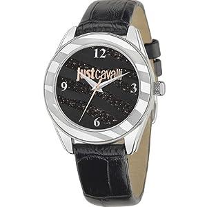 Just Cavalli R7251594502 Women's Style Black Dial Watch