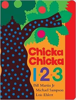 Chicka chicka boom boom 123 book