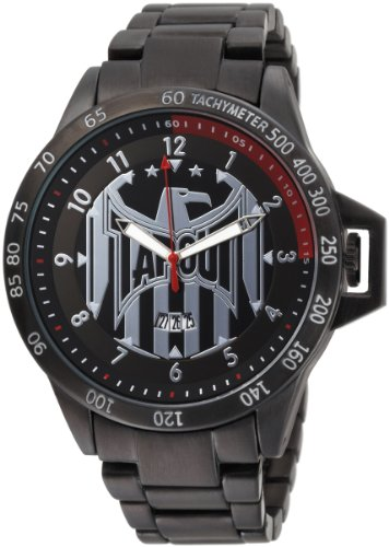 TapouT Men's MR-BK Quartz Black Watch