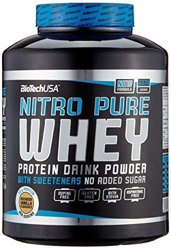biotech-usa-nitro-pure-whey-bourbon-vanille-1er-pack-1-x-227-kg
