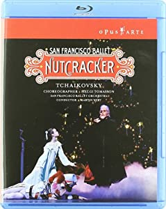 Tchaikovsky: Nutcracker (recorded live at the war memorial house san fran. 2007) [Blu-ray] [2009] by OPUS ARTE