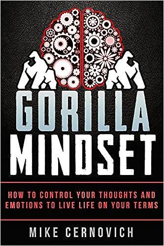 Gorilla Mindset Book
