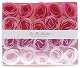 ノルコーポレーション 入浴剤 バスペタル ロージーブルームペタル 60g ローズの香り ピンク...