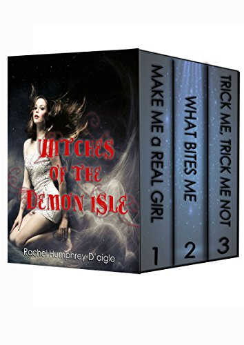 Witches of The Demon Isle Box Set, Volumes 1, 2 & 3 | freekindlefinds.blogspot.com