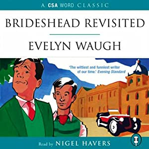 Brideshead Revisited Audiobook