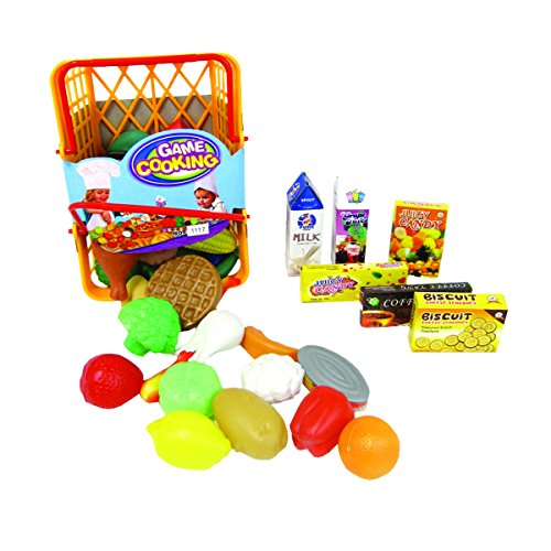 Little Food Toys : Little big world children s food play set cooking game