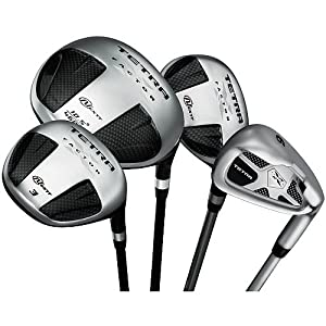 Nextt Golf Men's Tetra X Factor Complete Set, 10 Piece (Right Hand) at Sears.com
