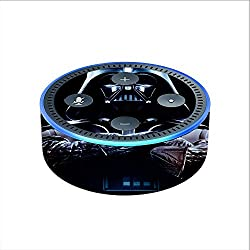 Skin Decal Vinyl Wrap for Amazon Echo Dot 2 (2nd generation) / Darth