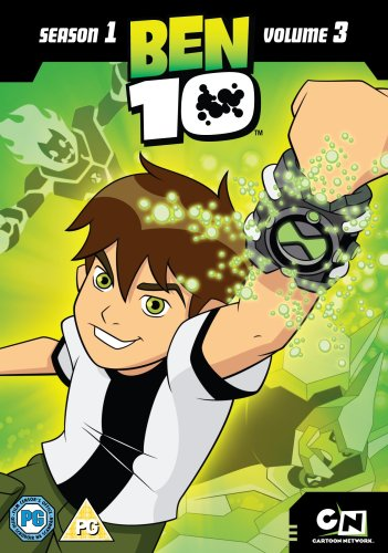 Ben 10 - Season 1 Volume 3 [DVD]