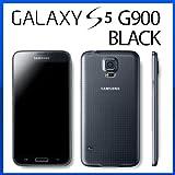 【海外版SIMフリー】Samsung GALAXY S5 ギャラクシー G900 16GB BLACK ブラック