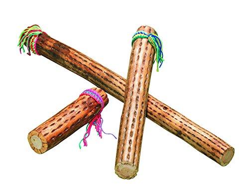 School Specialty Wooden Rainstick - 10