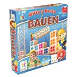 Jumbo 17869 - Smart Games - Billy und Betty Bauen Logikspiel