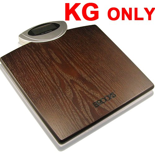 TFY TWB-2103 Digital Wood Platform Bathroom Scale