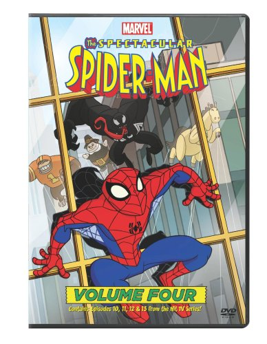 The Spectacular Spider-Man: Volume Four (Spiderman 1 Dvd compare prices)