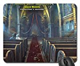 Shadow Wolf Mysteries 3 - Cursed Wedding02 Mouse Pad, Mousepad (10.2x8.3 inches)
