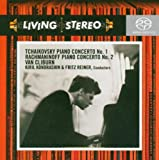 Tchaikovsky: Piano Concerto No. 1; Rachmaninof: Piano Concerto No. 2
