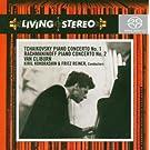 Tchaikovski : Concerto pour piano n� 1 - Rachmaninoff : Concerto pour piano n� 2