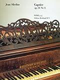 シベリウス : カプリス Op.24/3/ブライトコップ & ヘルテル社ピアノ・ソロ