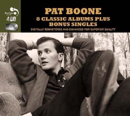 Pat Boone - 8 Classic Albums - Pat Boone - Zortam Music