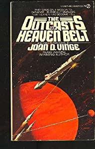 Outcasts of Heaven Belt by Joan D. Vinge
