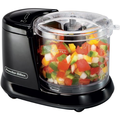 1.5-Cup Food Chopper 1.5-Cup Food Chopper