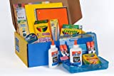 School Tool Box Kindergarten Mega School Supplies Kit In Keepsake Box