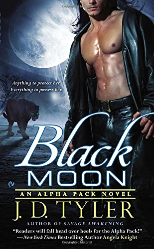 Image of Black Moon: An Alpha Pack Novel
