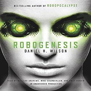 Robogenesis Audiobook