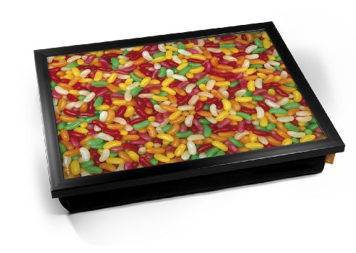 Jelly Beans Sweets Candy Cushion