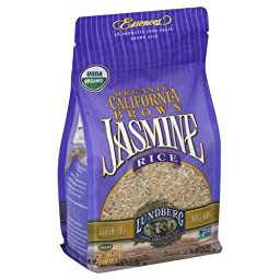 Lundberg Rice Organic Brown Jasmine, Gluten Free 32.0 OZ