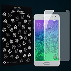 Bear Motion for Galaxy A5 - Premium Tempered Glass Screen Protector for Samsung Galaxy A5