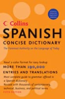 Collins Spanish Concise Dictionary, 5e (HarperCollins Concise Dictionaries) (Spanish Edition)