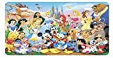 Disney License Plate Sign 6'' x 12'' New Quality Aluminum