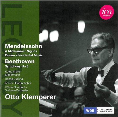 Mendelssohn Songe d'une Nuit d'Eté + autres musique de scène 510jRQv9vwL