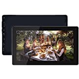 Haehne Pad-2 10.1 Inches Google Tablet PC, Android 4.4 Quad Core Dual Cameras TN HD Capactive Screen, WiFi Bluetooth GPS