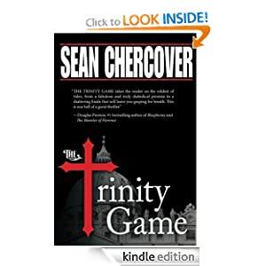 Kindle Book Bargains: The Trinity Game, by Sean Chercover. Publisher: Thomas + Mercer (July 31, 2012)