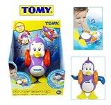 (TOMY) Aqua Fun Splashy The Penguin (12m+)