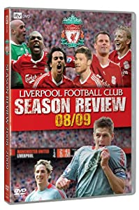 Liverpool - Season Review 20082009 Dvd from ITV Studios Home Entertainment