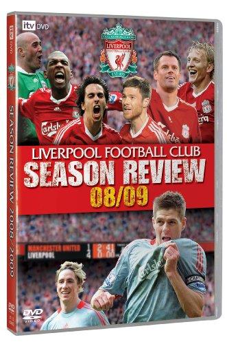 Liverpool – Season Review 2008/2009 [DVD]