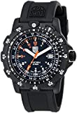 Luminox Men's LM8822.MI Recon Point Analog Display Quartz Black Watch