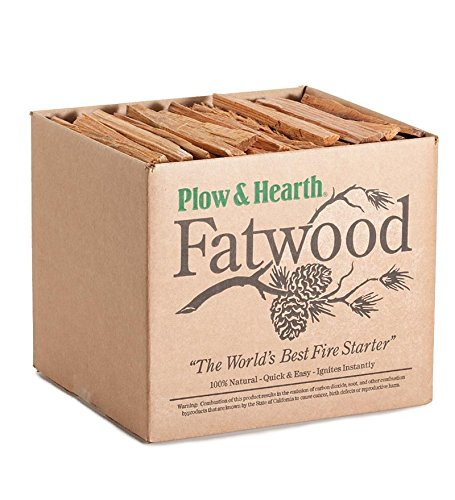 Resin-Rich, Easy-Start 25 lb. Box of Fatwood photo