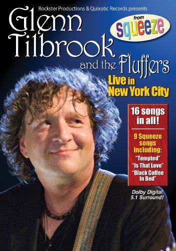Glenn Tilbrook - Live in New York City (DVD)
