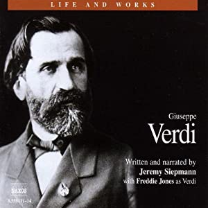 Life & Works - Giuseppe Verdi Audiobook