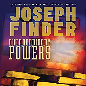 Extraordinary Powers Audiobook