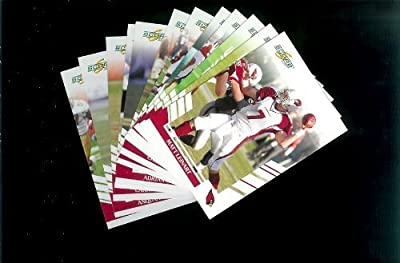 Arizona Cardinals Football Cards - 3 Years of Score Complete Team Sets 2006,2007, & 2008 - Includes Stars, Rookies & More - Individually Packaged!